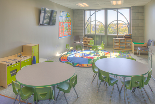 First Pres Augusta Children's Classroom