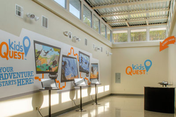 Quest Children's Lobby